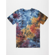 ALTAMONT Electric Clouds Mens T-Shirt