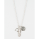 FULL TILT Wish Bone Cluster Necklace