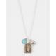 FULL TILT Hamsa/Elephant Necklace