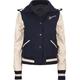 INFAMOUS Womens Varsity Jacket