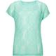 FULL TILT Open Weave Crochet Girls Top