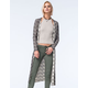 BILLABONG Diamond Reversible Duster Cardigan