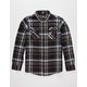 RETROFIT Clayton Boys Flannel Shirt