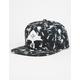 LRG x Star Wars All Over Vader Mens Snapback Hat