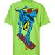 VOLCOM Dino Skate Boys T-Shirt