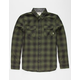 VANS Monterey Mens Flannel Shirt