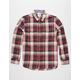 VANS Elm Mens Flannel Shirt
