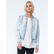 Highway Womens Denim Bomber Jacket
