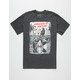 RIOT SOCIETY Naughty By Nature Mens T-Shirt