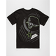 METAL MULISHA Braille Mens T-Shirt