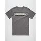 HOONIGAN UV C-Bar Mens T-Shirt