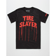 HOONIGAN Tire Slayer Mens T-Shirt
