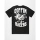 HOONIGAN Coffin Racers Mens T-Shirt