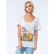 O'NEILL Wander Often Womens Tee