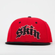 SKIN INDUSTRIES Gothic Mens Snapback Hat
