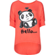 FULL TILT Hello Panda Girls Tee
