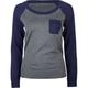 FULL TILT Womens Raglan Sweater
