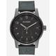 NIXON Patriot Leather Watch