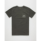 RVCA Rec VA Mens Pocket Tee