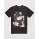 RVCA Roses Mens T-Shirt