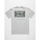 RVCA Matchbook Mens Pocket Tee