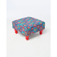 Small Fabric Stool