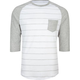 RETROFIT Stripe Mens Baseball Tee
