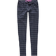 TINSELTOWN Houndstooth Womens Skinny Pants