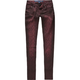 ALMOST FAMOUS Snakeskin Womens Skinny Jeans