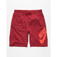 NIKE SB Dri-FIT Sunday Mens Sweat Shorts