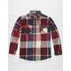 VOLCOM Dayton Boys Flannel Shirt