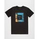 RVCA Skylines Mens T-Shirt