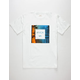 RVCA Skylines Mens T-Shirt