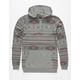 SHOUTHOUSE Horizon Boys Lightweight Henley Hoodie