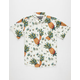 STRAIGHT FADED Pineapple Boys Shirt