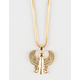 THE GOLD GODS x LAST KINGS Horus Necklace