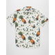 STRAIGHT FADED Pineapple Mens Shirt