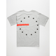 BLACK SCALE 13 Stars & Stripes Mens T-Shirt