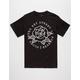 KEY STREET Glory Fades Mens T-Shirt