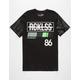 YOUNG & RECKLESS LA Nitro Mens T-Shirt