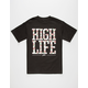 JSLV High Life Rose Bud Mens T-Shirt