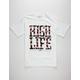 JSLV High Life Rose Bud Mens T-Shirt