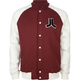 WESC Balker Mens Letterman Jacket