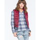 BILLABONG Stand Bye Me Womens Quilted Vest