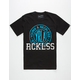YOUNG & RECKLESS Racked Medallion Mens T-Shirt