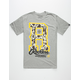 YOUNG & RECKLESS Hangar Mens T-Shirt
