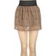 FULL TILT Crochet Skirt