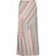 FULL TILT Woven Print Maxi Skirt