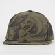 US VERSUS THEM Crosscut New Era Mens Fitted Hat