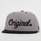 KR3W Original Mens Snapback Hat